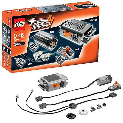 Lego Technic 8293 Мотор Power Functions